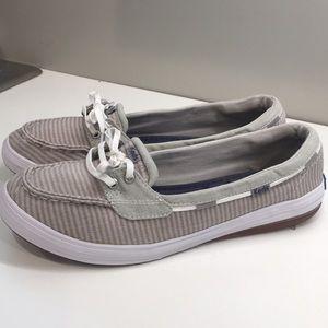 Keds boat shoes size 6.5